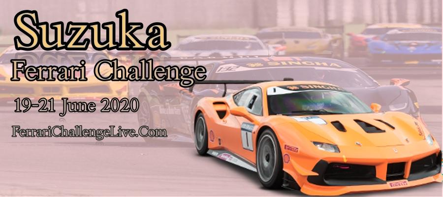 Watch Suzuka Ferrari Challenge Live Streaming