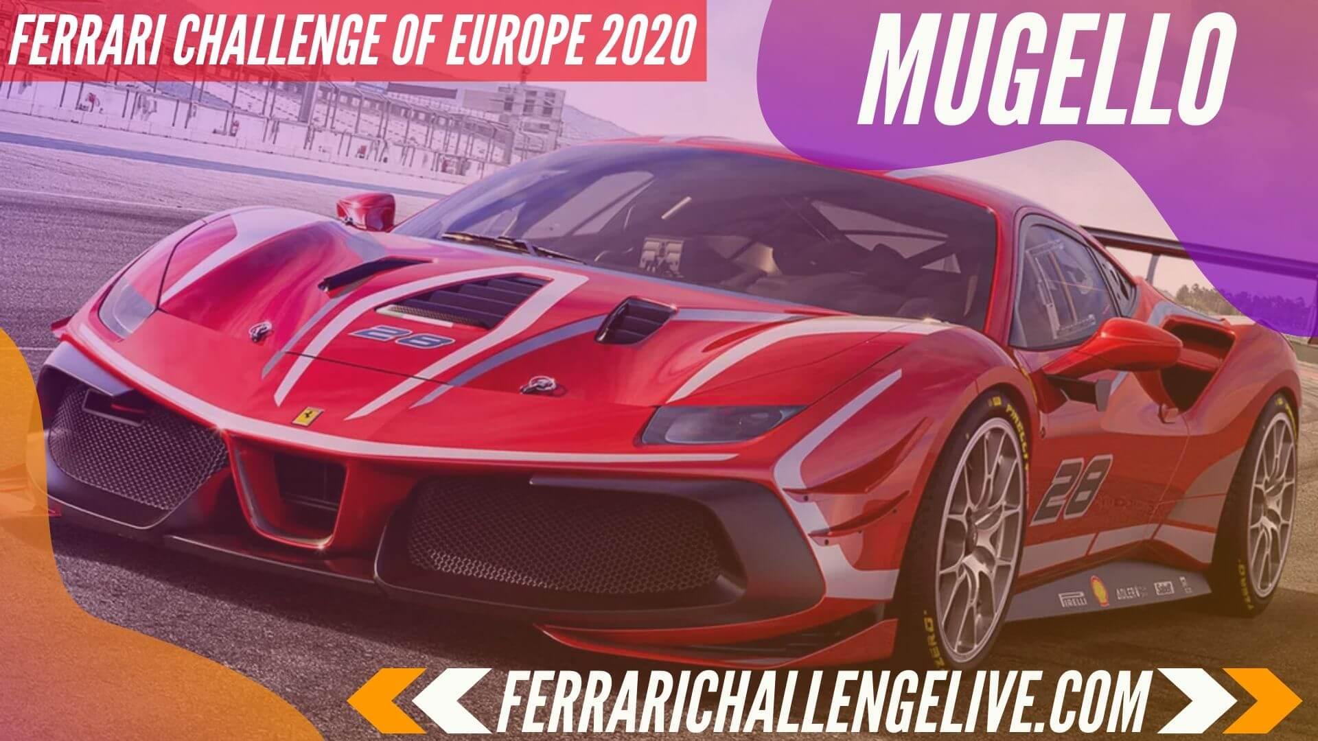 Mugello Live Stream 2020 | Ferrari Challenge Europe