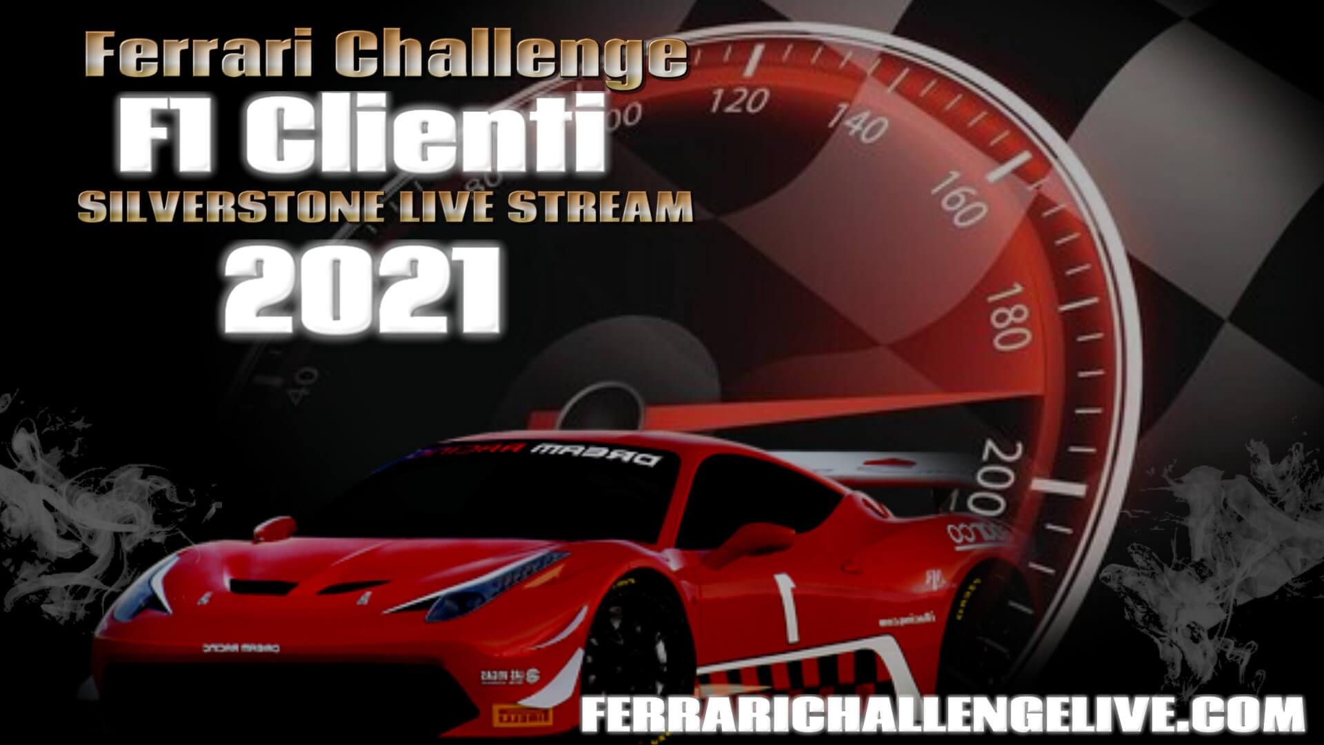 Silverstone Live Stream 2021 | Ferrari Challenge