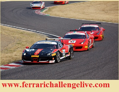 Daytona Ferrari World Finals live