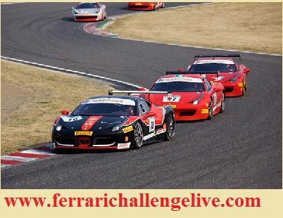 Daytona Ferrari World Finals live