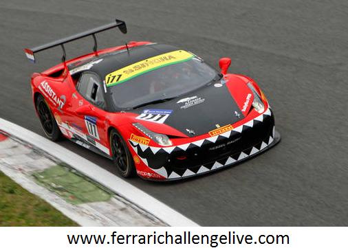 Ferrari Challenge Live Sepang Race 2016