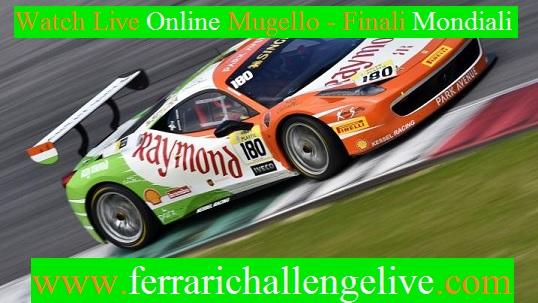 Mugello - Finali Mondiali Live